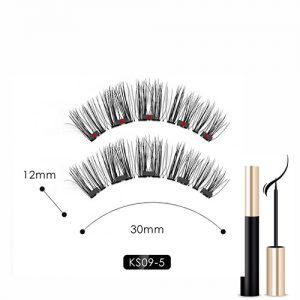 Magnetic Lashes with Liner