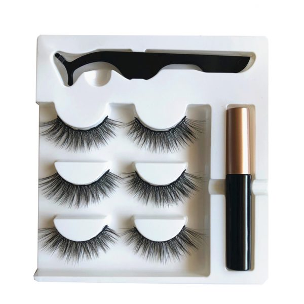Magnetic Silk Lashes
