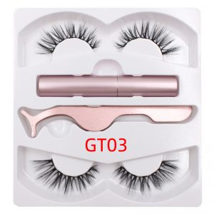 Safely Magnetic Eyelashes