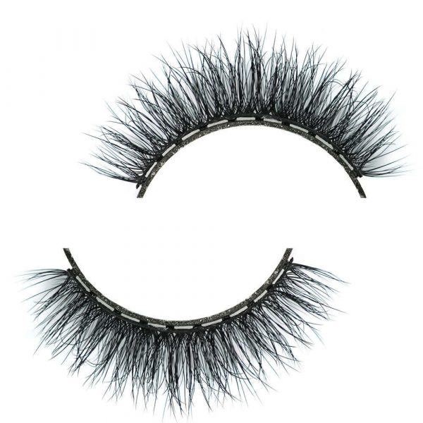 Round Magnetic Lashes